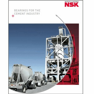 NSK cement broshure