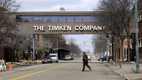 Timken Job Cuts