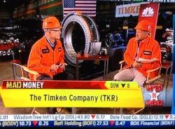 Timken interview
