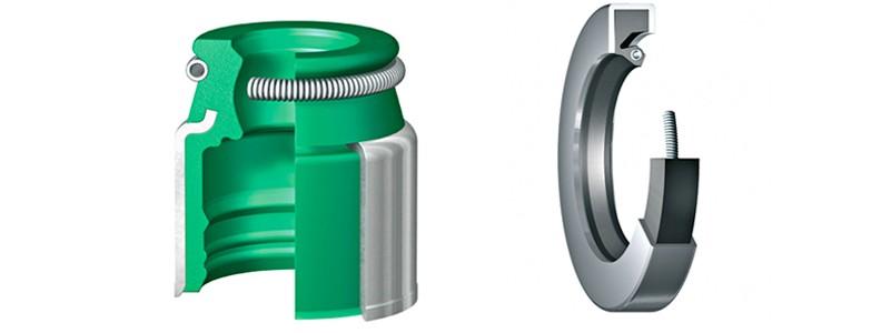 SKF seal design
